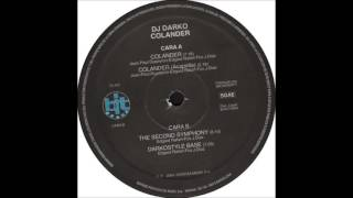 DJ Darko - The Second Symphony
