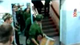 Киргизия, г.Кант - Рота охраны ДМБ 2011