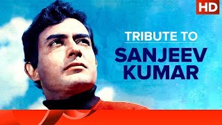 A tribute to the legend Sanjeev Kumar