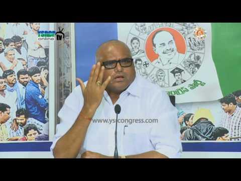 IDS scheme by the Union Government had been ridiculed : YSRCP Senior Leader Botsa Satyanarayana