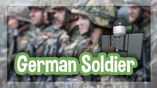 Roblox Script Showcase Episode#1224/Mp40 German Soldier