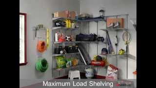 Diy Garage Systems And Solutions From Closetmaid