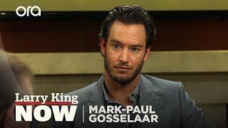 Mark-Paul Gosselaar On Saved By The Bell   Larry King Now