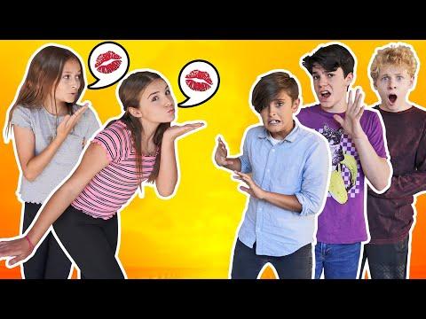 My BOYFRIENDS Do My Back To School SHOPPING Challenge **WINNER GETS A KISS**💋 | Piper Rockelle