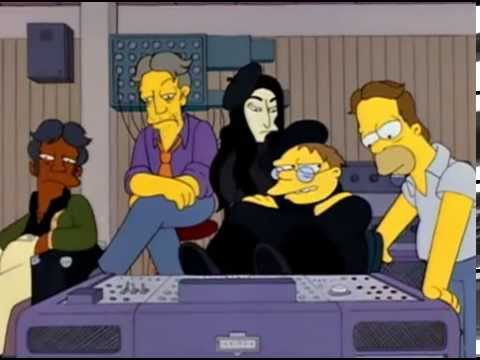 Simpsons - Number Eight