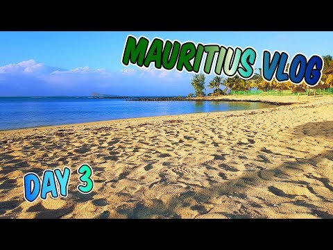 Paddling and Partying - Mauritius Vlog Day 3