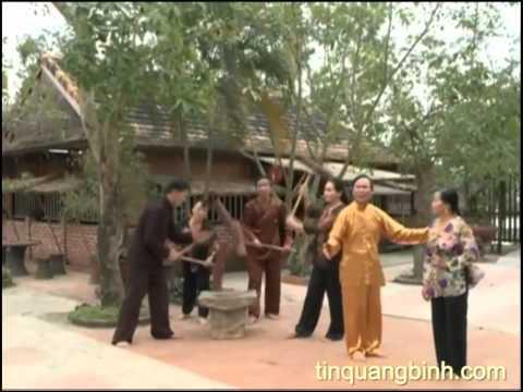 Hò đối đáp giao duyên - Hò khoan Lệ Thủy, Quảng Bình
