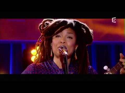 Valerie June, en Live - C à vous - 13/04/2017