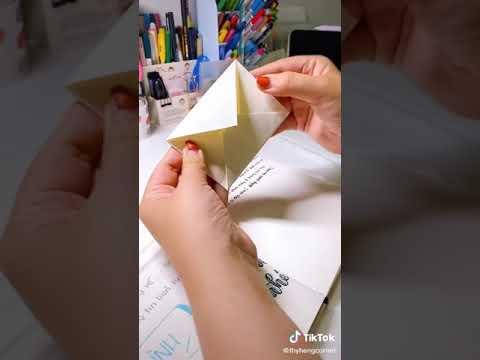 Trang trí lưu bút độc đáo