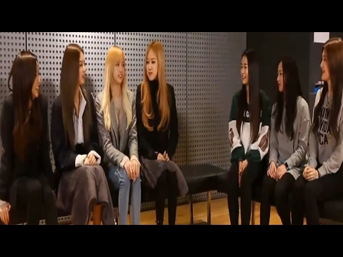 BlackPink ROSE Starts CRYING! LISA Reveals NEW HAIR (JISOO Talks KPop Star 6)