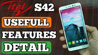 Itel S42 Full Features Detail