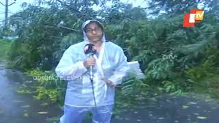 Cyclone Titli Live - Latest updates from Gopalpur