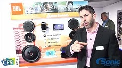 Why Upgrade Your Car Audio Equipment? Stock vs Aftermarket Comparison | JBL | CES 2017