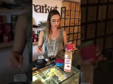 Tea Market - Receta de shot de té matcha