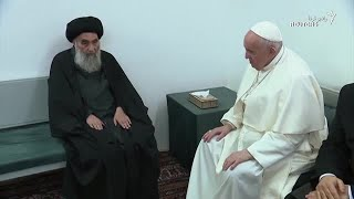 آرزوی پاپ، صلح در عراق