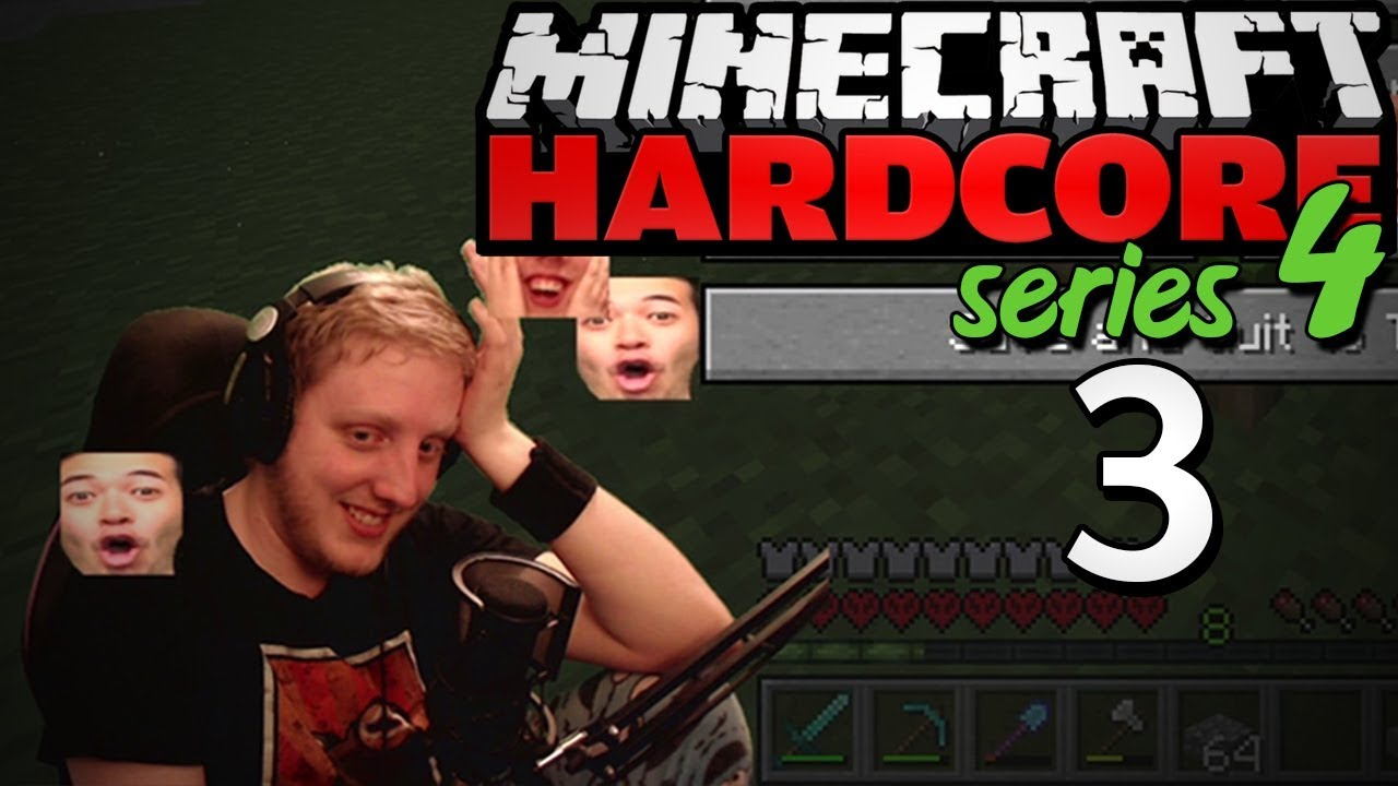 """Download Minecraft Hardcore - S4E3 - """"OVERWHELMING SUPPORT"""" • Highlights"""