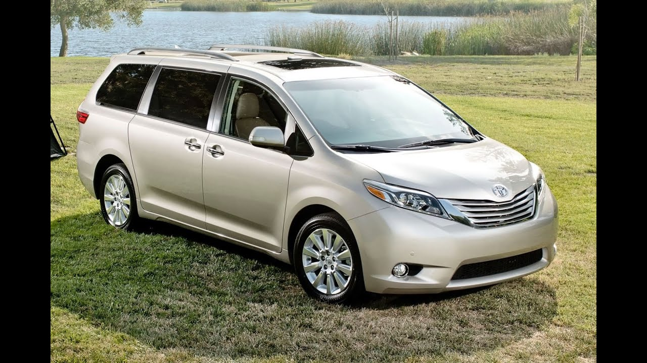 2015 Toyota Sienna | The Original Swagger Wagon