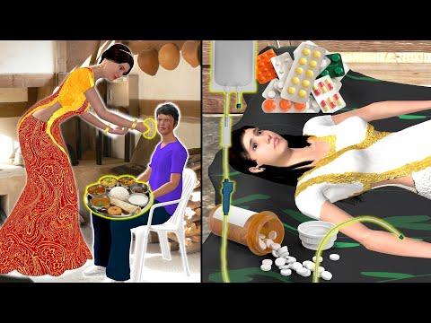 माँ की ममता - Hindi Kahaniya - Bedtime Moral Stories - Hindi Fairy Tales