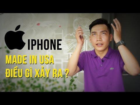 iPhone 8 Made in USA - Điều gì sẽ xảy ra?