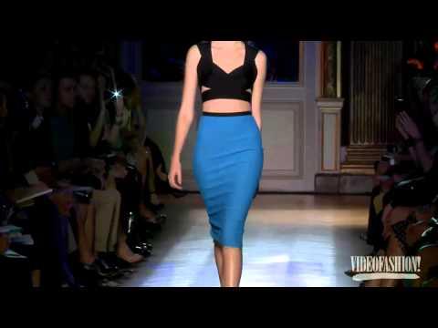 Roland Mouret: Spring/Summer 2012 Fashion Show