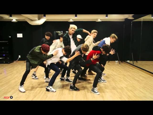 UP10TION (업텐션) - 위험해 (SO, DANGEROUS) Dance Practice Ver. (Mirrored)
