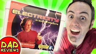 ELECTRICITY SCIENCE PROJECTS | Educational Insights 21 Science Projects Review