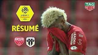 Dijon FCO - Angers SCO ( 1-3 ) - Résumé - (DFCO - SCO) / 2018-19
