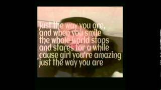 Just the way you are... ( Liza T. Barro)
