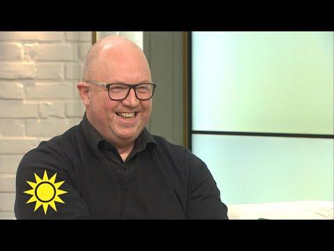 """Anders Jansson tycker folk blivit för deppiga: """"Som en alv i Sagan om ringen, b - Nyhetsmorgon (TV4)"""