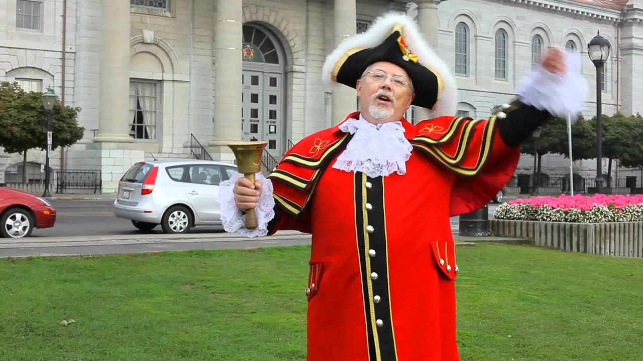 Image result for Town crier  you tube