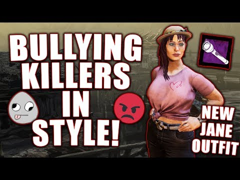 BULLYING KILLERS IN STYLE! Survivor Gameplay Dead By Daylight