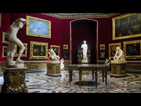 The Uffizi Gallery | Palazzo Pitti | The Boboli Gardens