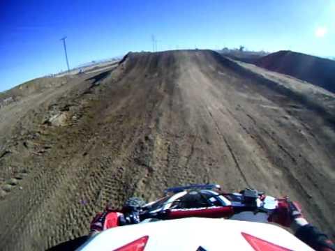 DIRT WHEELS MAGAZINE VIDEO: ONE LAP AROUND RACETOWN 395 ADELANTO, CA