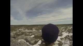 Third person GoPro Hike! I'm in the middle of nowhere! AMAZING!!!! Thumbnail