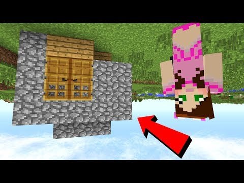 Minecraft: UPSIDE DOWN HOUSE CHALLENGE! - Upside Down Modded Survival [1] thumbnail