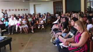 Student Recital 4/2017