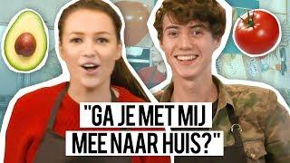 NIEK ROOZEN & NINA WARINK over ONE NIGHT STANDS  | Nina Kookt! - CONCENTRATE VELVET