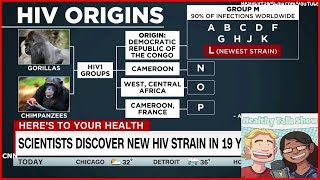 New HIV Strain, Use for Anthrax, & Ways to Spend Money - HTS 33