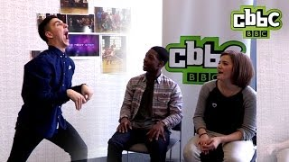 The Next Step - Funny Dance Off Challenge - CBBC