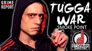 Tugga War : Sending For MC's, Linking Vybz Kartel, Cro In Jamaica, Jail & More | Grime Report Tv
