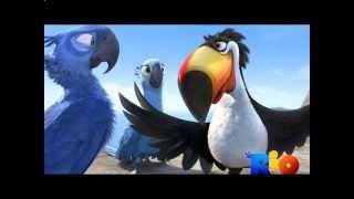 Рио 2 мультфильм комедия семейный мультфильмы новые свежие