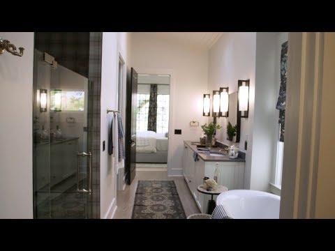 Craziest Bathroom Ever - HGTV 2018 Smart Home