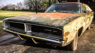 RATTY 1969 Dodge Charger All New Suspension!