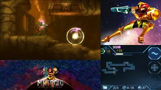Metroid: Samus Returns Fusion Mode Speedrun Part 2