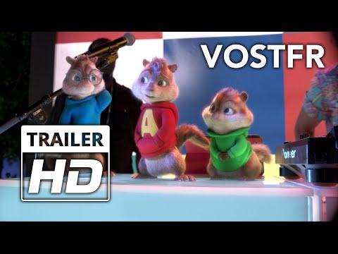 Alvin et les Chipmunks: A Fond La Caisse - Bande-annonce Officielle VF [HD] streaming vf