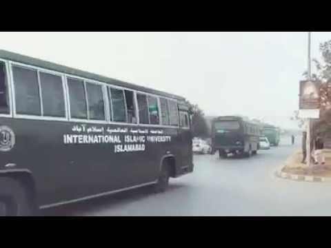 International Islamic university islamabad  (IIUI )... yaha roshan ha zamana...