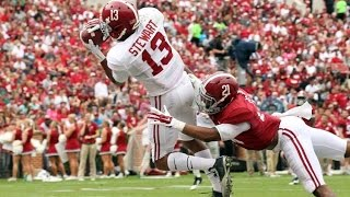 Alabama Crimson Tide Full Spring Football GAME HD 2015
