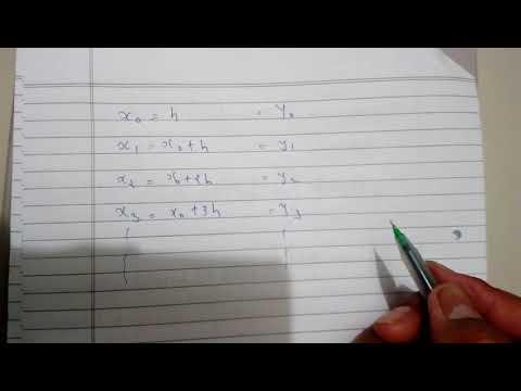 Numerical interigration in gujrati