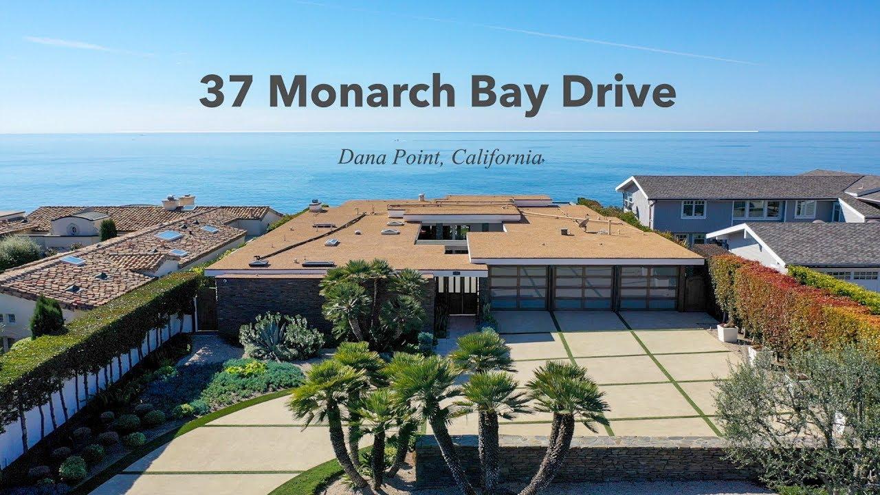 Luxury Oceanfront Beach House In Dana