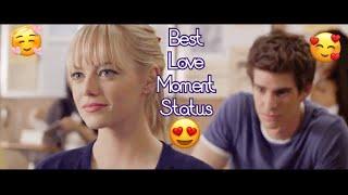 WhatsApp Status 300:- ❤ Cute Love Status ❤ Best Love Moments ❤ Cute Couple Goals
